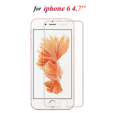 Jking 0.26mm 2.5D Clear Premium Tempered Glass for iphone 6 6s 6 s 4.7 inch Screen Protector Glass Film Cover With