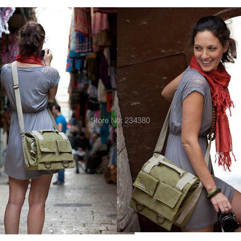 2345 waterproof camera Canvas bag case photo Single Shoulder Backpack  for D40+18-55,D40X+18-55,D60+18-55,D3000+18-55,D3100<br><br>Aliexpress