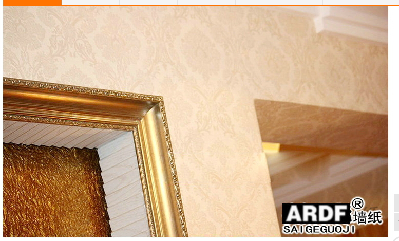 Buy Italian Deep Embossing Pvc Wallpaper European Engineering Hotel Procurement