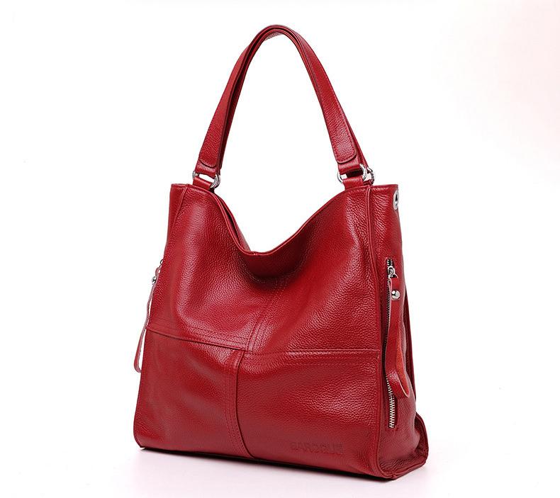 Women Handbags New Arrival ! High Quality Genuine Cow Leather Messenger Bags European Fashion Style Casual Women Handbags(China (Mainland))