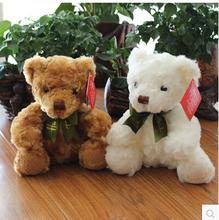20cm lovely mini brown teddy bear plush toy stuffed bear soft doll girls birthday&christmas gift