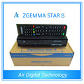 20pcs lot Top Selling in Aliexpress Original Zgemma Star S with one DVB S2 tuner Enigma2
