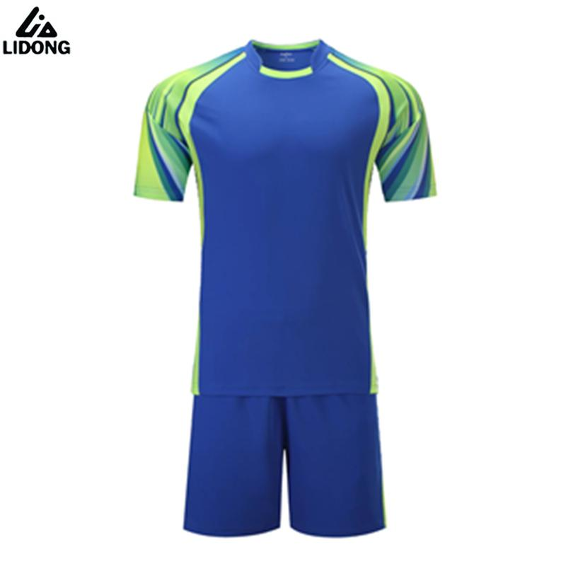2016 2017 New Soccer Jerseys Thai Quality Men's Soccer Shirts Futbol Kits Football Training Suit Soccer Team Sporting Jersey Set(China (Mainland))