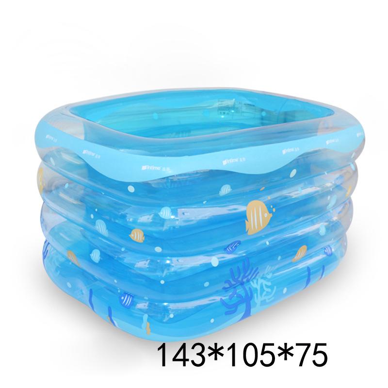 Compra transparente piscina online al por mayor de china for Piscinas de plastico rectangulares