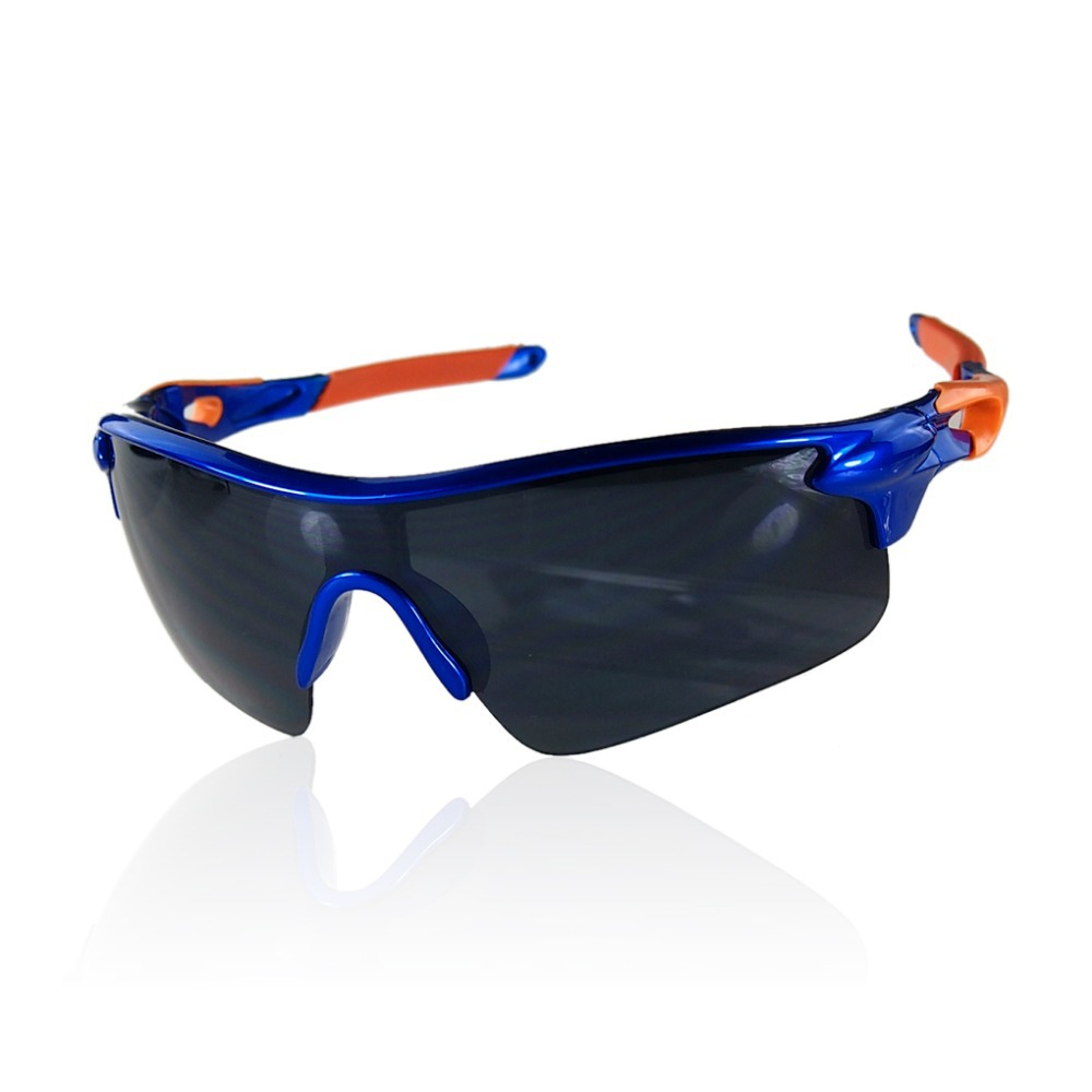 High quality New Outdoor Sport windproof Men's Bicycle Bike Sports Fishing Driving Sunglasses Glasses UV 400 YJ0470(China (Mainland))