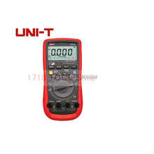 True RMS Auto Range 6000 Counts Resistance Capacitance Frequency RS232 Digital Multimeter UT61D