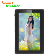 7 inch 1024x600 MINI PC Android 4.2 Allwinner A33 Quad Core 2 Cameras Bluetooth Justgreen Q8HD(China (Mainland))