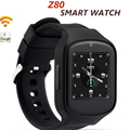 Original Android 5 1 OS smart watch Z80 WIFI watch Nano SIM GPS AGPS positioning Baidu