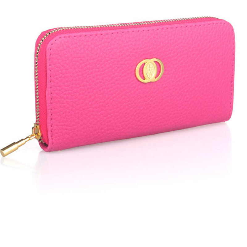 2015 Womens Long Wallet Cute Retro Purse New 10 Colors Handbag Wallets Clutches Card Holder High Quality Free Shipping N539<br><br>Aliexpress