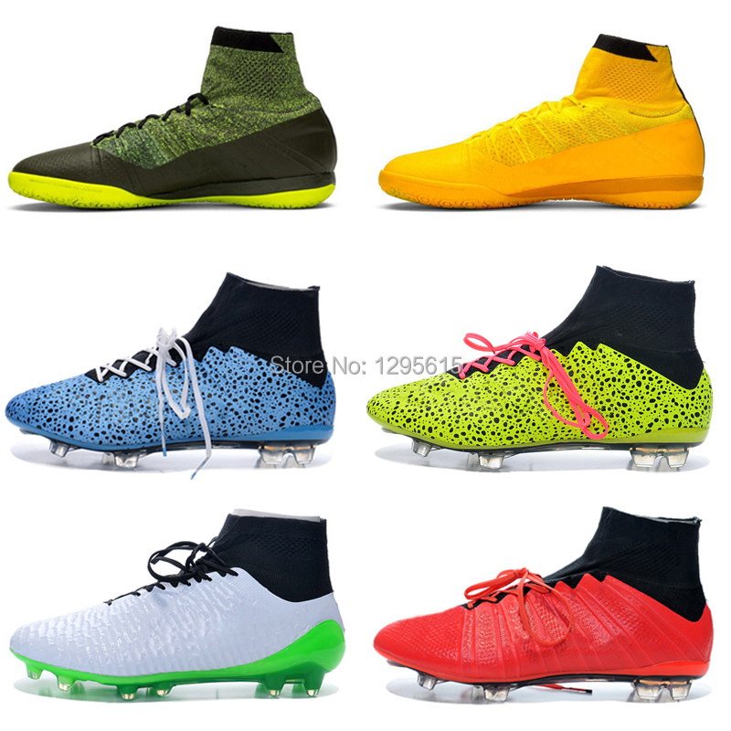 The New in Stock Best Quality FG AG TF IC Soccer Shoes Men Soccer Boots Sport Shoes More Color Model Football Shoes(China (Mainland))