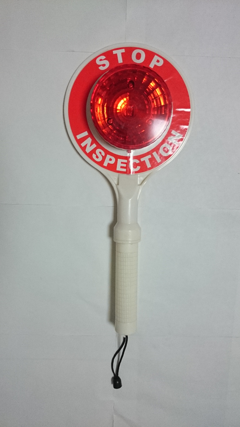 Roadway Displays Construction Traffic Control Flashing LED Hand Held Stop Sign(China (Mainland))