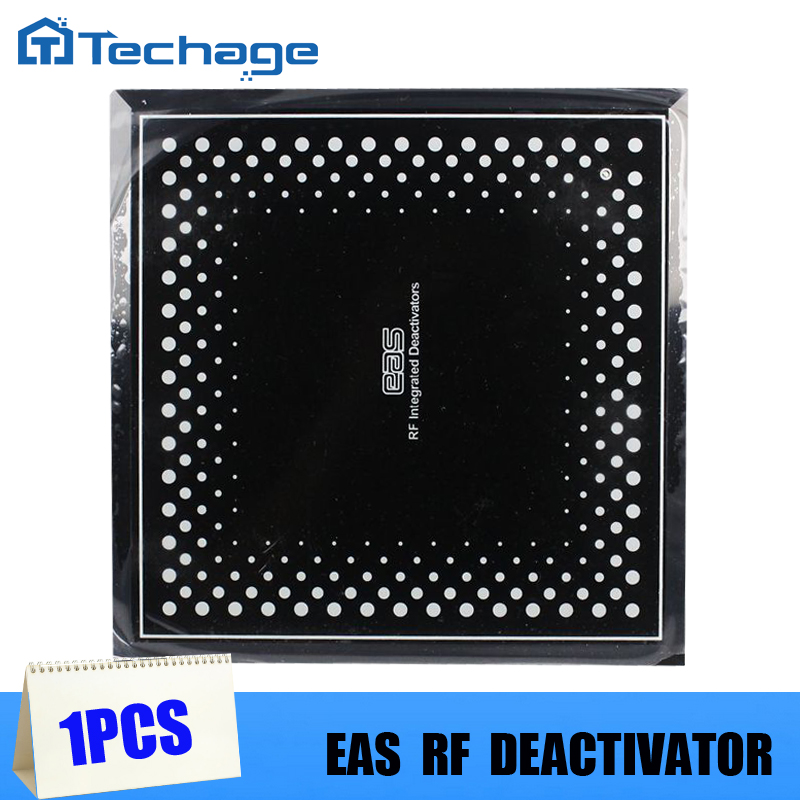 NEW thin small EAS deactivator 8.2Mhz soft label Electronic Article EAS RF deactivator 1pcs(China (Mainland))