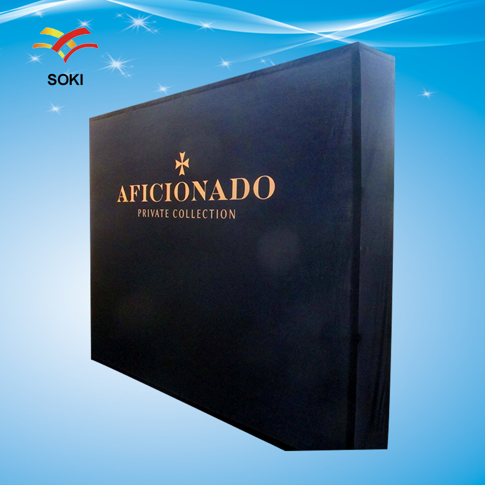 New Arrive 10ft Tension Fabric Display Straight &Curved Exhibition Stand Booth With Printing(China (Mainland))