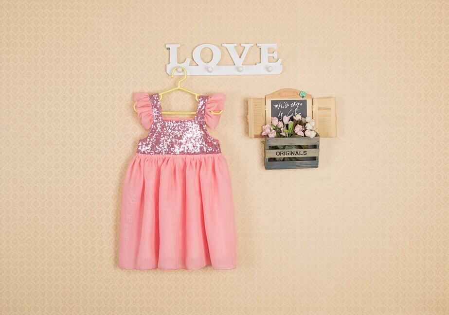 Wholesale baby fashion Dress new Summer Girl Dress Elegant Dress Party Girl Princess Dress Children Clothing