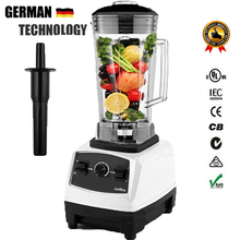 Buy Germany technology BPA Free 3HP 2200W Commercial Blender Mixer Juicer Power Food Processor Smoothie Bar Fruit Electric Blender for $82.02 in AliExpress store