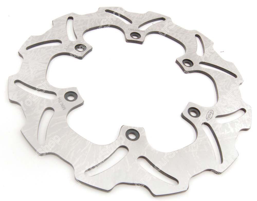 240mm Aluminum Motorbike Rear Brake Disc Rotor Motorcycle Brake Disk For YAMAHA YZ 125 YZ 250 WR YZ 400 F WR 426 YZ 426<br><br>Aliexpress