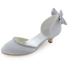 Popular Low Heel Ivory Bridal Shoes Buy Cheap Low Heel Ivory