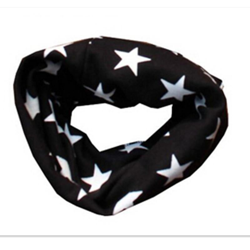 2016 fashion star scarf winter warm kids collars O ring nice boys girls outdoor wear accessory children scarves neckwear(China (Mainland))