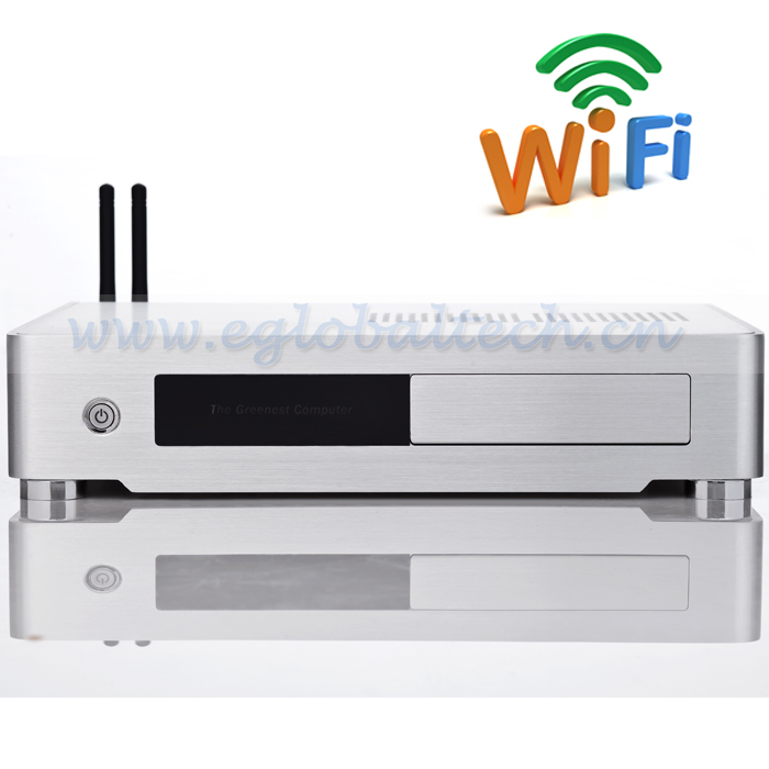 Wireless Mini Computer for Kids High Grade Intel I3 3.2GHz CPU, 4G RAM and 32G SSD Best Mini Desktop PC with 5 USB Port Small PC(China (Mainland))