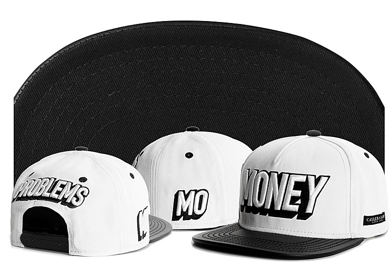 Money logo baseball caps white cayler and sons snap back hats for men casual hiphop flat gorras strapback sport tenis caps(China (Mainland))