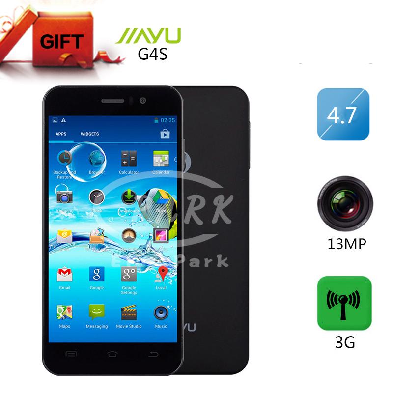 Jiayu G4S Mobile Phone Android Dual SIM GPS MTK6592 Octa Core 2GB RAM Corning Gorilla Glass Phone 13MP Camera 3000mah Battery()