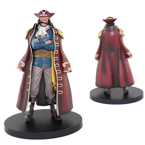 ONE PIECE Figure GOL D. ROGER 17cm DX Grandline Man NEW(China (Mainland))