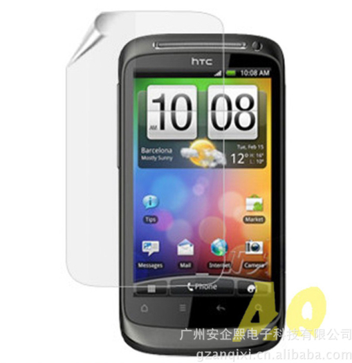 Clear Screen Protector For HTC G11 Incredible S High Definition (HD) Protector with Retail Package 1piece/Lot(China (Mainland))