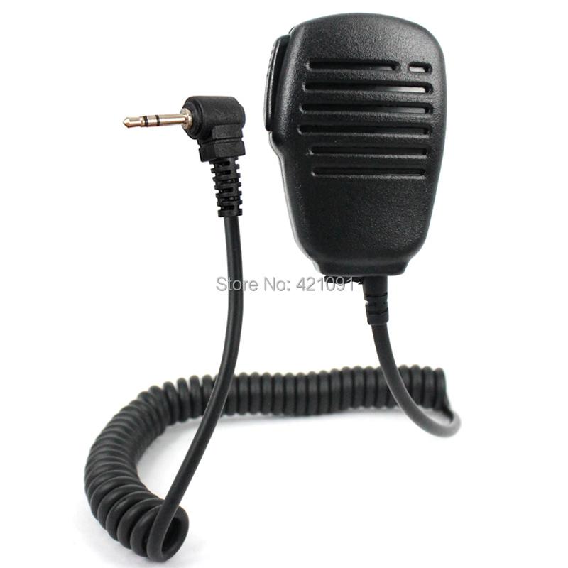 T-type 14mm 2.5mm Handheld Speaker Microphone Mic for Motorola Walkie Talkie 1_0057