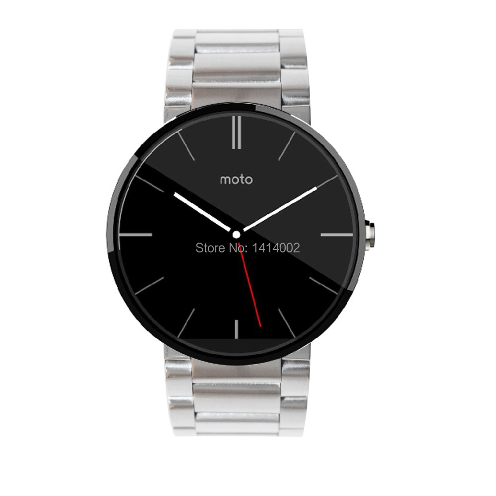 how to change moto 360 watch band