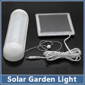 1x Solar light 5 LED Spot Lamp Outdoor Lighting Energy saving Garden Bulb Yard Street porch Waterproof Emergency Light