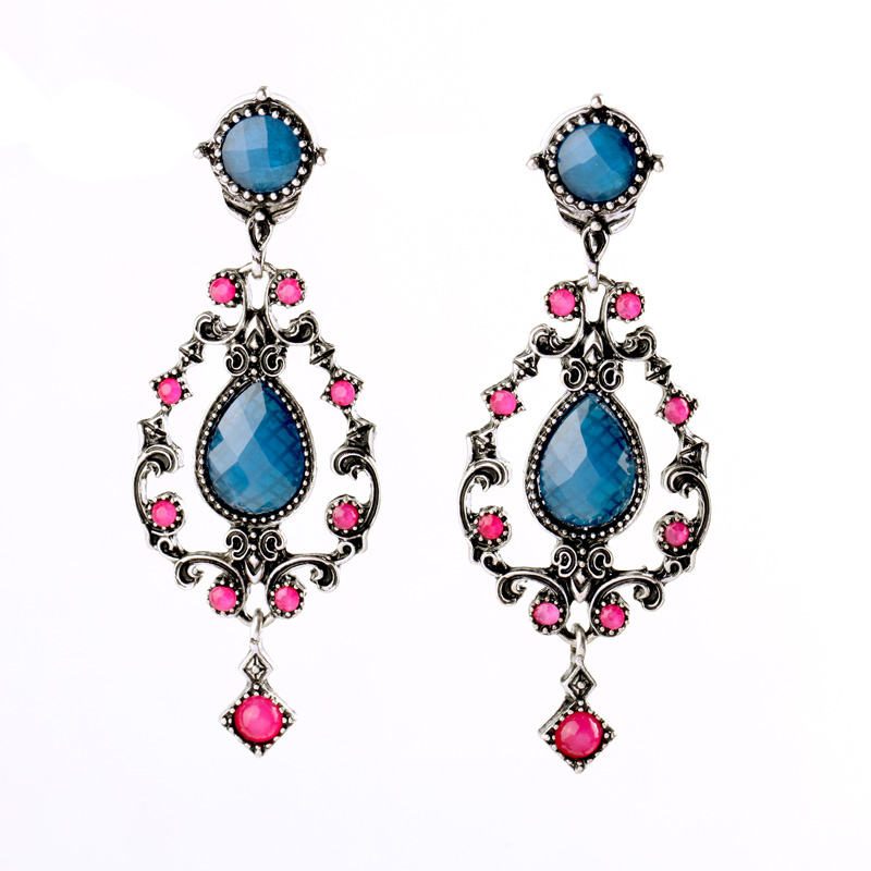 Hanging style boho earrings new arrival hot famous for Top fashion jewelry designers