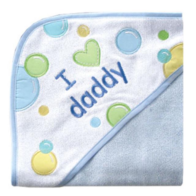28X28 дюймов 100% хлопок Baby Boy & девушки С Капюшоном Полотенце Luvable Друзья ...