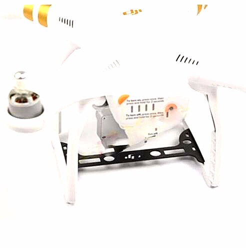 DJI Phantom 3 Landing Protector Plate Glass Fiber Camera & Lens & Gimbal Guard Phantom 3 Accessory