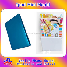 Ipad Mini Mould For 3d Sublimation Machine Aluminum Metal Ipad Mini Mold Ipad Cases Moulds Clamp For 3d Sublimation Printing(China (Mainland))