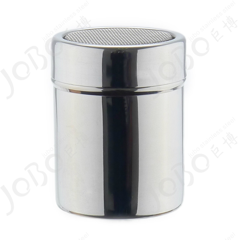 Kitchen Supplies Stainless Steel Spice Jar Kitchen Cruet Seasoning Pot Spice Container Seasoning Box(China (Mainland))