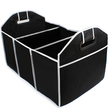 Helpful Car Organizer Boot Stuff Storage Bags Tools Automobile Stowing Tidying Interior Accessories, Folding Collapsible #iCarmo