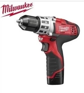 The Milwaukee 12V rechargeable drill / driver Vokey meters machine professional lithium bare metal price(China (Mainland))