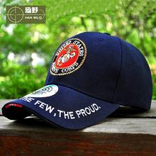 HAN WILD Marines Caps Mens Golf Cap Snapback US Army Tactical Baseball Caps Military Mountaineer Fishing Travel Hiking Sun Hat