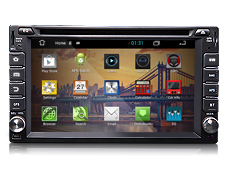 """6.2"""" 2Din Car DVD GPS Navi Android 4.2 Support Mutual Control Double Din Auto Radio(China (Mainland))"""