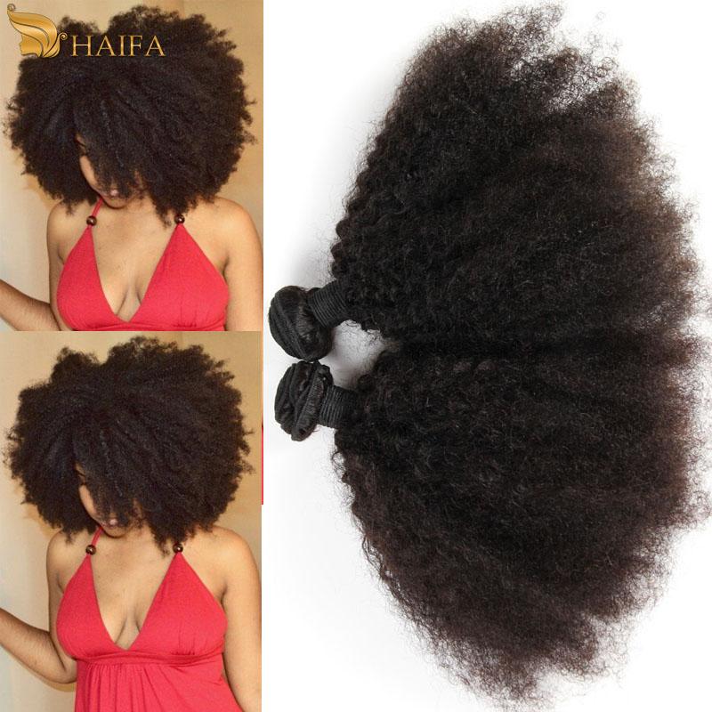 Hot Selling Cheap 6A Grade XuChang Haifa Hair Products Kinky Curly  Virgin Hair Braizlian Afro Kinky Curly Human Hair Extension<br><br>Aliexpress