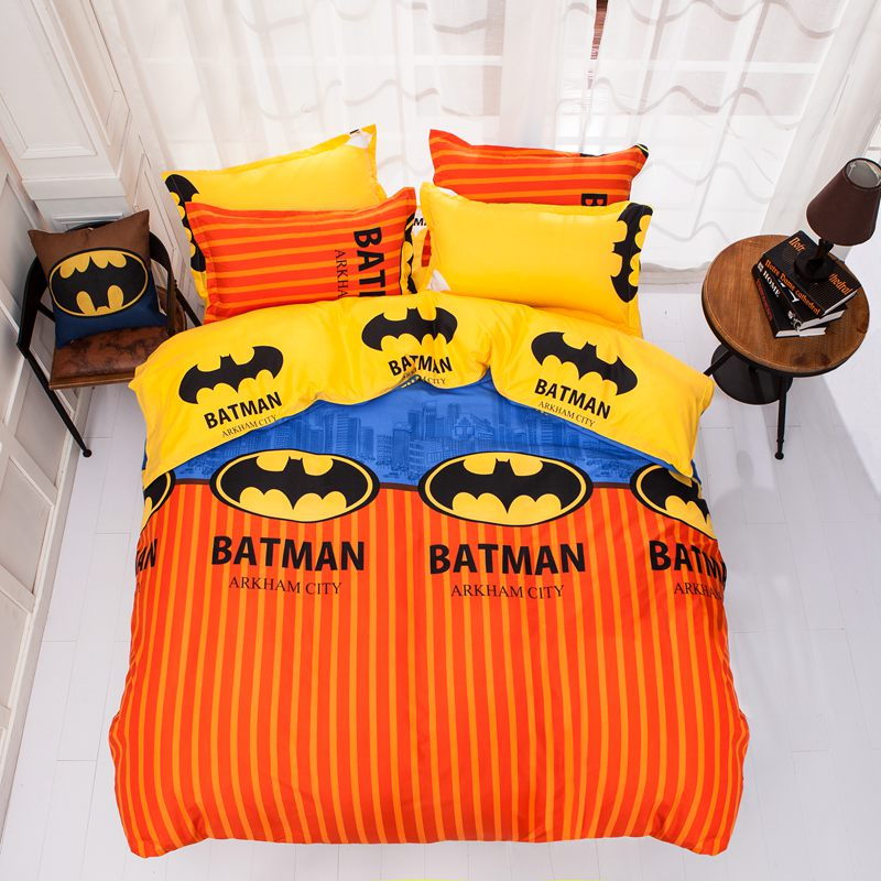 batman bed set queen 2