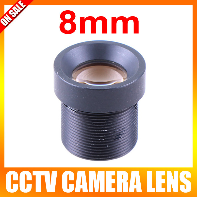 """8mm Security Lens M12 40 Degree Angle IR Board CCTV Lens M12x0.5 for 1/3"""" and 1/4"""" CCD Chipsets(China (Mainland))"""