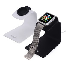 Cell Phone New Smart Charging Dock For Apple Watch Original Samdi Metal Stand Holder for iPhone 6 6S Plus 5 5S 4 4S