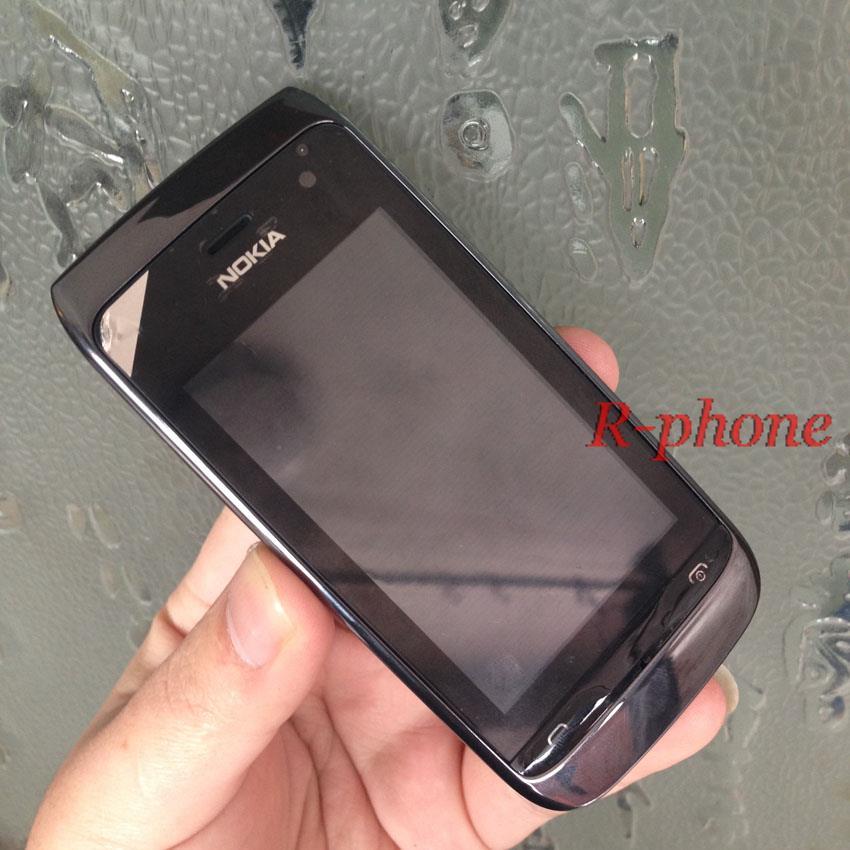 Refurbished Original Nokia Asha 308 Mobile Phone Dual SIM GSM Unlocked Cellphone(China (Mainland))
