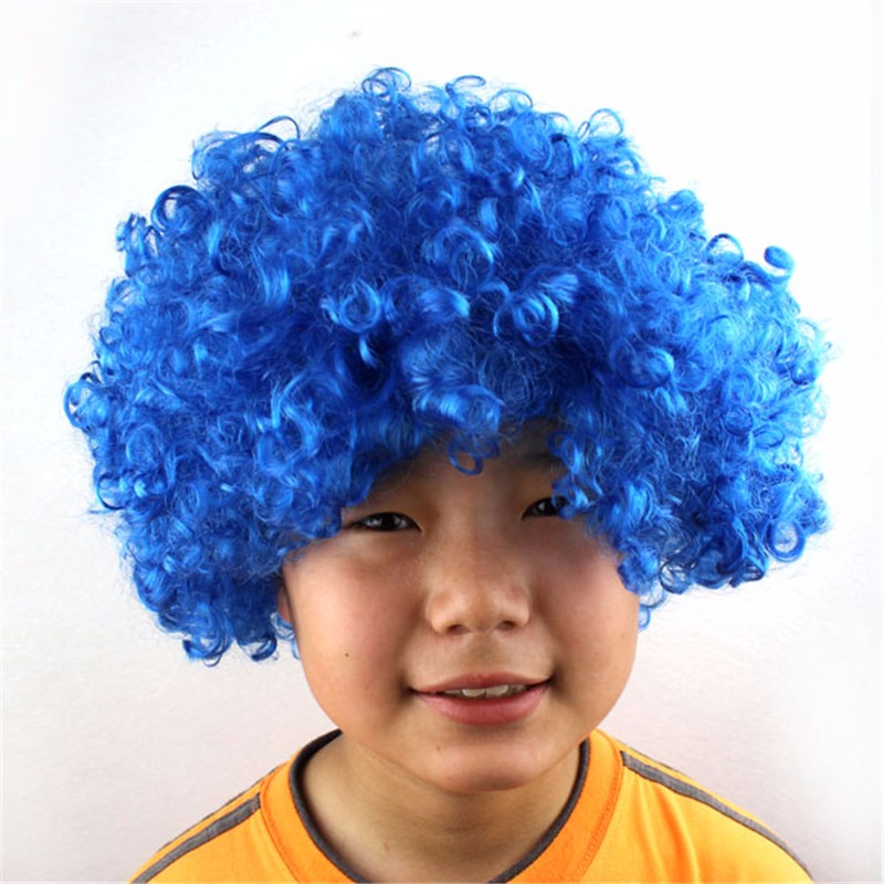 Afro Clown Wig  (16)