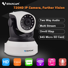 Buy VStarcam C7824Wip HD 720P Wireless Security IP Camera WiFi Onvif Night Vision Audio Recording Surveillance CCTV Network Camera for $36.16 in AliExpress store