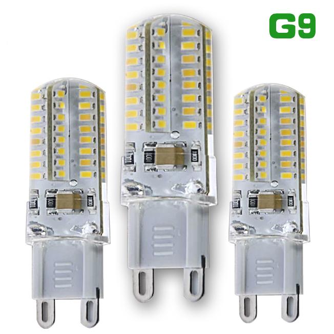 1 Led Bulb 2015 Light Brand G9 Led Lamp Light Corn Bulb Droplight 3w 6w