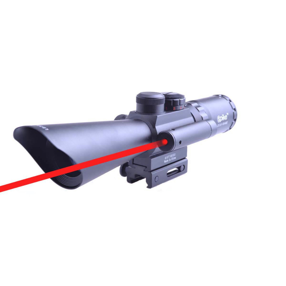 Laser Sight Red Dot Scope