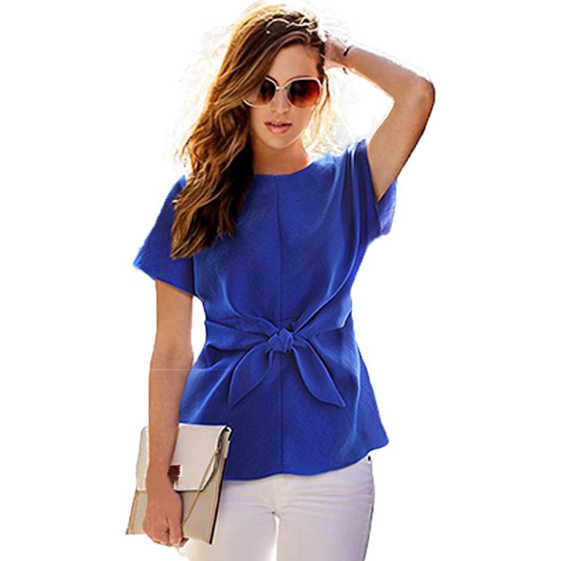 Women'S Plus Size Short Sleeve Blouses 82
