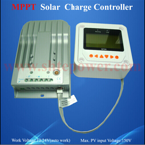 Excellent thermal design 12v 24v mppt 20A solar controller(China (Mainland))
